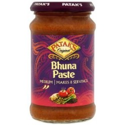 PATAK BHUNA CURRY PASTE 283G