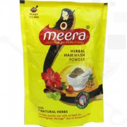 MEERA SHAMPOING POUDRE 40G