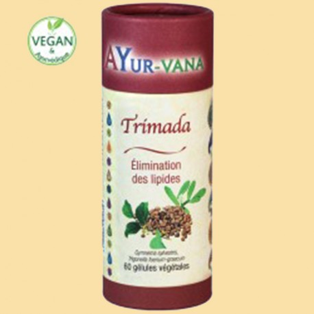 AYURVANA TRIMADA 60 CAPS
