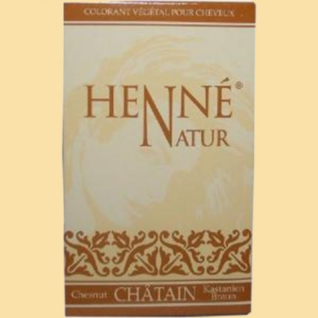 HENNE CHATAIN 90G
