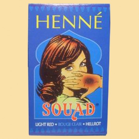 HENNE ROUGE CLAIR 90G