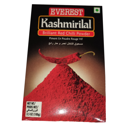 EVEREST PIMENT KASHMIR 100G