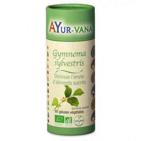 AYURVANA GYMNEMA SYLVESTRIS 60 CAPS