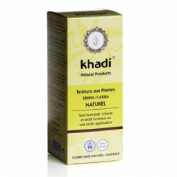 KHADI SENNA/CASSIA 100G