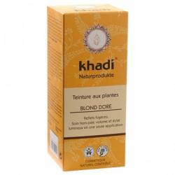 KHADI COLORATION BLOND DOREE 100G