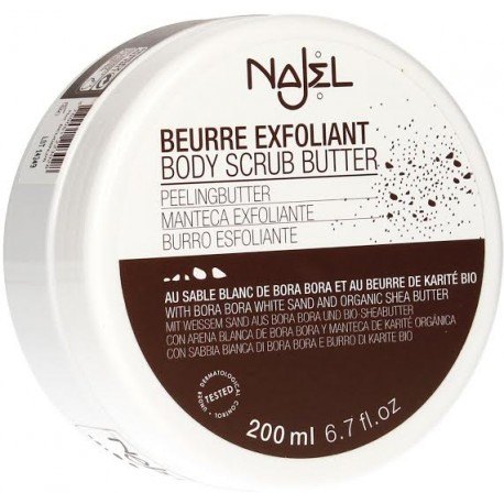 BEURRE EXFOLIANT 200ML