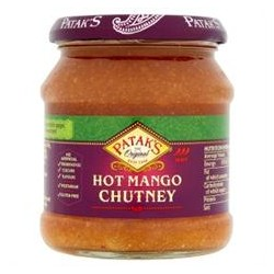 PATAK HOT MANGO PICKLE 283G