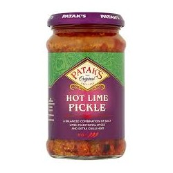 PATAK HOT LIME PICKLE 283G