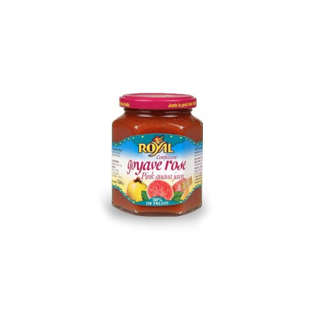 CONFITURE GOYAVE ROSE ROYAL 330G