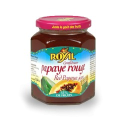 CONFITURE PAPAYE ROUGE ROYAL 330G