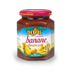 CONFITURE BANANE ROYAL 330G