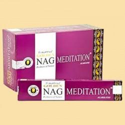 NAG MEDITATION ENCENS 15GM