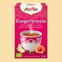 YOGI TEA ENERGIE FEMININE 17 sachets