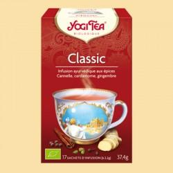YOGI TEA CLASSIC 17 sachets