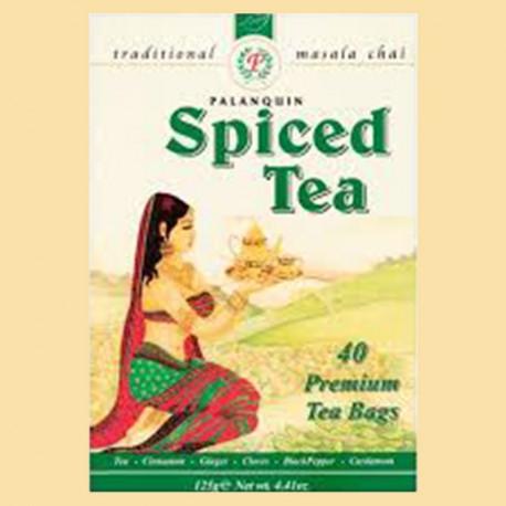 PALANQUIN SPICED TEA 40 SACHETS