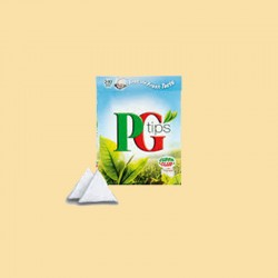 THE PG TIPS 40 SACHETS