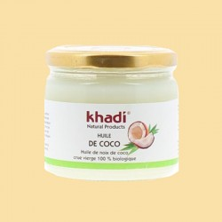 KHADI HUILE DE COCO BIO 250ML