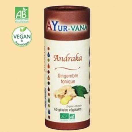 AYURVANA ANDRAKA 60 CAPS