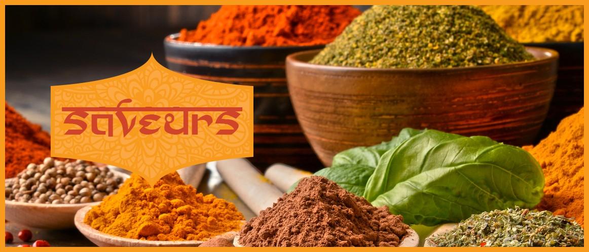 Epices, thés, tisanes... Arômes et saveurs de l'Inde et d'ailleurs pour une cuisine gourmande et inventive